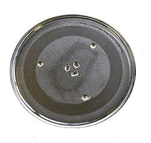 Panasonic Microwave Glass Turntable Plate / Tray 13 1/2