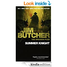 Summer Knight (The Dresden Files Book 4)
