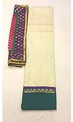 BEAUVILLE VAIIBAVAM Women's Unstiched Salwar Material (BVPCUC_5_Multi_Free Size)