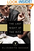 The Last Night at the Ritz (Nancy Pearl's Book Lust Rediscoveries)