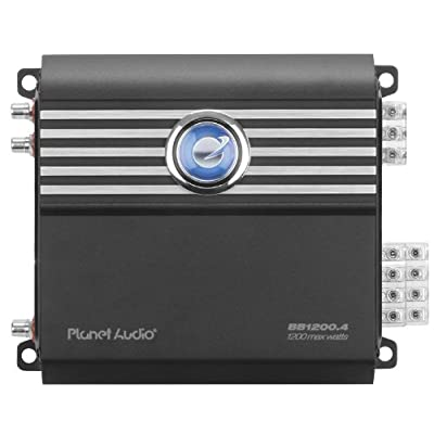 SPINC Planet Audio BB1200.4 Big Bang 3 1200-watts Full Range Class D 4 Channel 2 Ohm Stable Amplifier at Sears.com