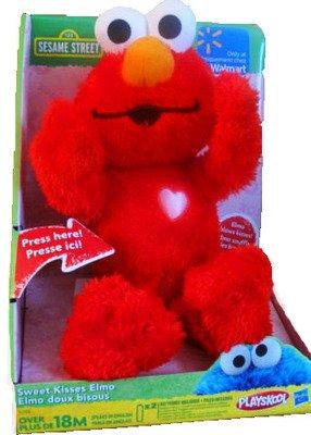 Sesame Street Sweet Kisses Elmo - Valentines Elmo front-884464
