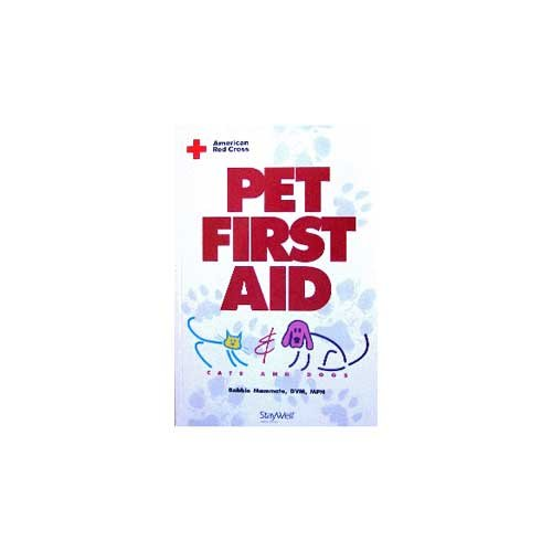 American Red Cross Pet First Aid Book