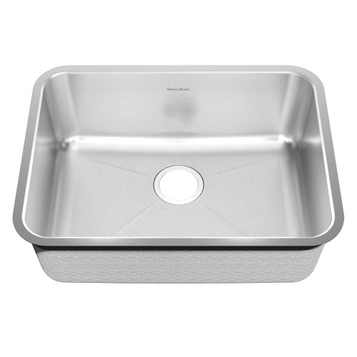 American standard prevoir stainless steel undermount single bowl - American standard kitchen sink ...
