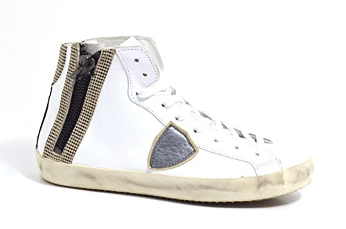 PHILIPPE MODEL SCARPA UOMO SNEAKERS ALTA ART. BIHUCL04