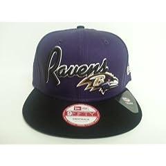 Baltimore Ravens New Era 9fifty Snapback Hat