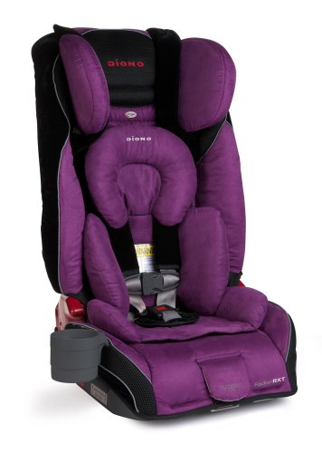 Diono RadianRXT Convertible Car Seat, Plum