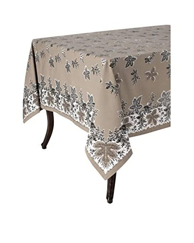 KAF Home 90 Botanique Print Tablecloth