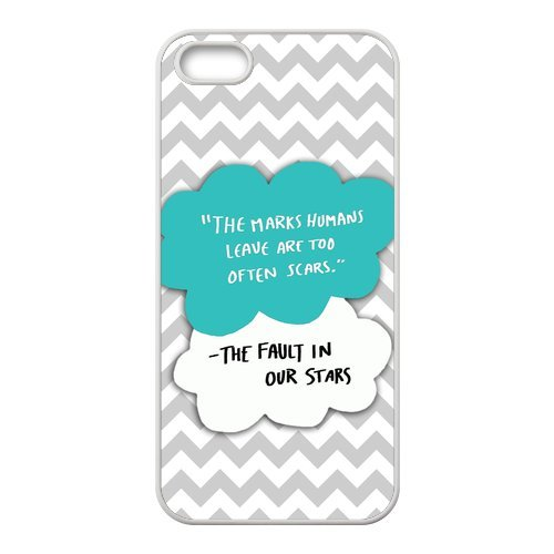 [The Fault in Our Stars Okay iPhone 5 5S Full protection Durable Cover Case] (Easy Access Costumes)