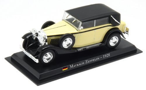 Maybach Zeppelin - 1928 diecast 1:43 model (Amercom SD-45)