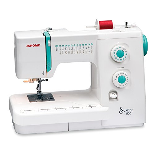 Janome Sewist 500 Sewing Machine (Janome Sewist 500 compare prices)