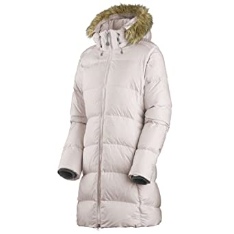 Mountain Hardwear Women's Downtown Coat- Dolomite - L