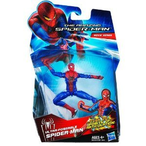 Ultra Poseable Spider-Man The Amazing Spider-Man Movie Series Action Figure