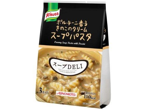 味之素香克诺尔汤熟食店牛肝菌奶油蘑菇汤意大利面 (27 g x 3 p) x 10 袋
