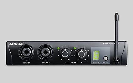 Systèmes ear monitors SHURE EP2T-K9E