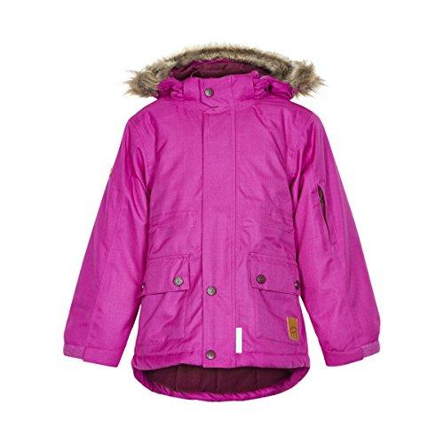 minymo-giacca-invernale-motivo-a-lisca-pesce-fucsia-dark-fuchsia-140-cm