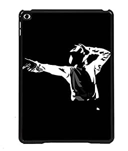 PRINTVISA Artist Premium Metallic Insert Back Case Cover for Apple IPad 6 - D5947