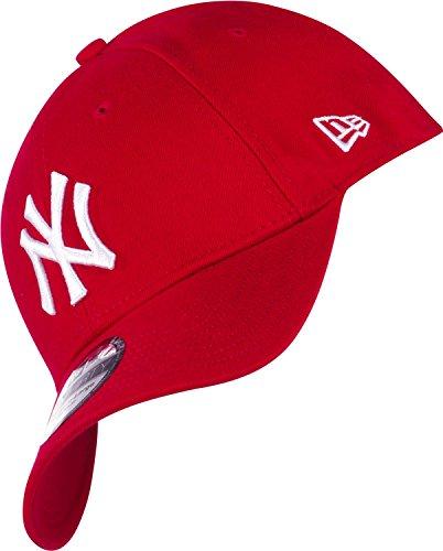 Cappello CapBas3930NeyYan - S/M, cotone, rosso bianco