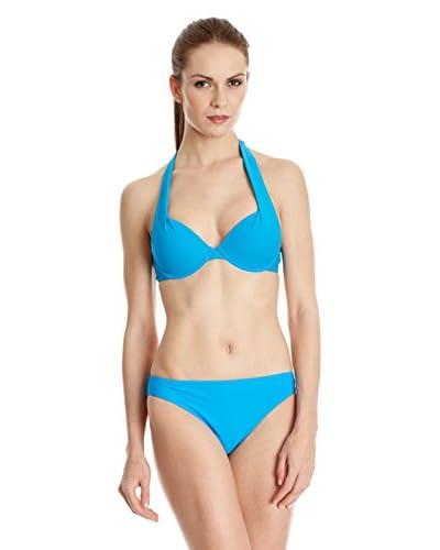 ADMAS Bikini 2 Posiciones Copa Con Aro – Mini Nudos – Liso