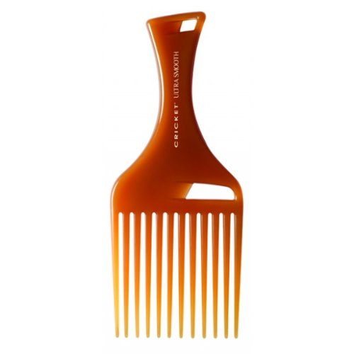 Cricket Ultra Smooth Hair Pick Comb infused