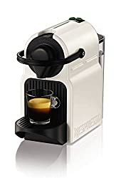Nespresso XN100140 Krups Inissia White Coffee Machine