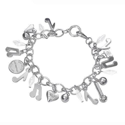 One Direction Mega Charm Bracelet (Bracelets One Direction compare prices)
