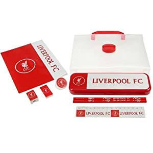 Stationery Set (Carry Case) - Liverpool F.C