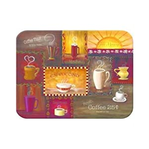 McGowan's TufTop Coffee Time Cutting Board