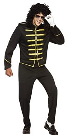 80's King of Pop Halloween Costumes Adult