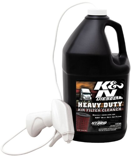 K&N 99-0638 Heavy Duty Air Filter Cleaner - 1 Gallon front-51510