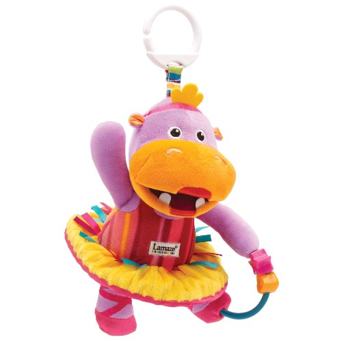 Lamaze Play & Grow Lulu In A Tutu Take Along Toy