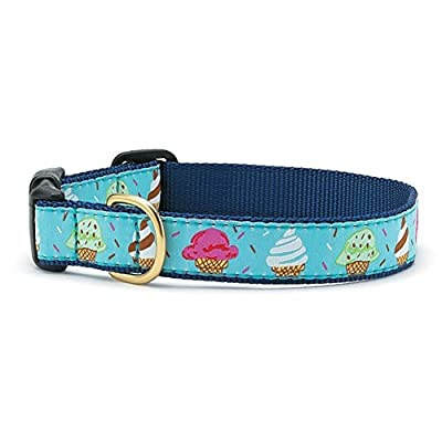 Ice Cream Scoops Dog Collar