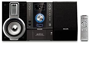Philips MCM398D/05 Micro Hi-Fi System with iPod dock