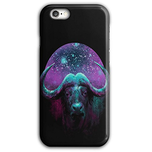 wild-buffalo-star-horn-beast-new-black-3d-iphone-6-plus-6s-plus-case-wellcoda