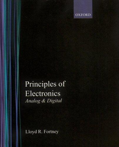 Principles of Electronics: Analog and Digital PDF