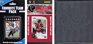 NFL Atlanta Falcons Licensed 2010 Score Team Set and Favorite Player Trading Card... by C&I Collectables