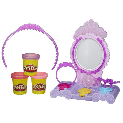 Play-Doh Amulet and Jewels Vanity Set Featuring Sofia The First - 1