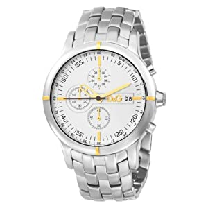 D&G Dolce & Gabbana Men's DW0481 Oxford Analog Watch