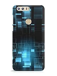 iKraft Designer Back Case Cover for Huawei Honor 8 - Designer Printed Hard PC Back Huawei Honor 8