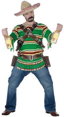 Tequila Pop N Dude Men's Costume Adult Halloween