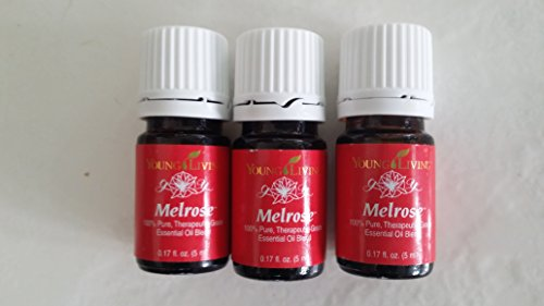Melrose Essential Oils 15ml by Young Living Kosher Certified New