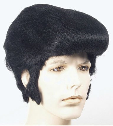 Bargain Elvis Wig [Apparel]
