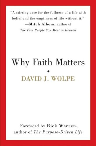 Image for Why Faith Matters