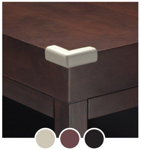 Kidco Foam Corner Prote Ctor/ 4 Pk - Brown