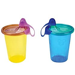 First Years Y1176 10 Oz Take & Toss Spill Proof Cups By The First Years