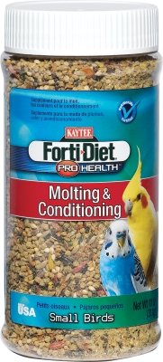 Cheap Kaytee Forti-Diet Pro Health Molting and Conditioner Bird Food — 11 oz (B002UJ0PPE)