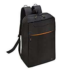 RivaCase 8060 Grand Backpack for 17-inch Laptop (Black)