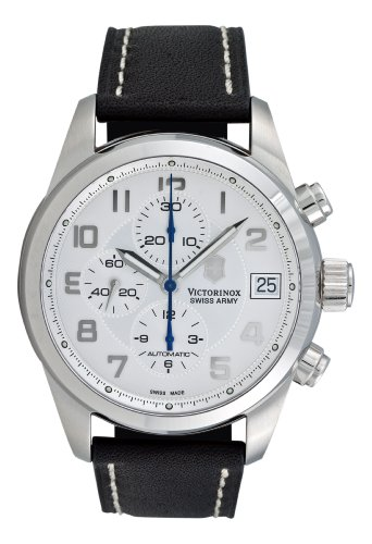 Victorinox Swiss Army Men's 241133 Ambassador XL Chrono Watch