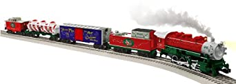 Lionel Santa's Flyer Ready To Run Train Set - O-Gauge