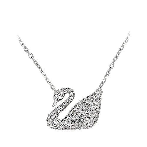 swarovski-crystal-swan-necklace